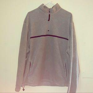 Old Navy quarter zip pullover sweater/fleece
